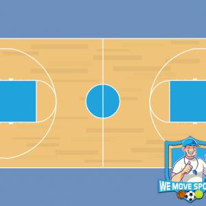 Basketbal - Hele veld